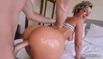 big booty sex toy